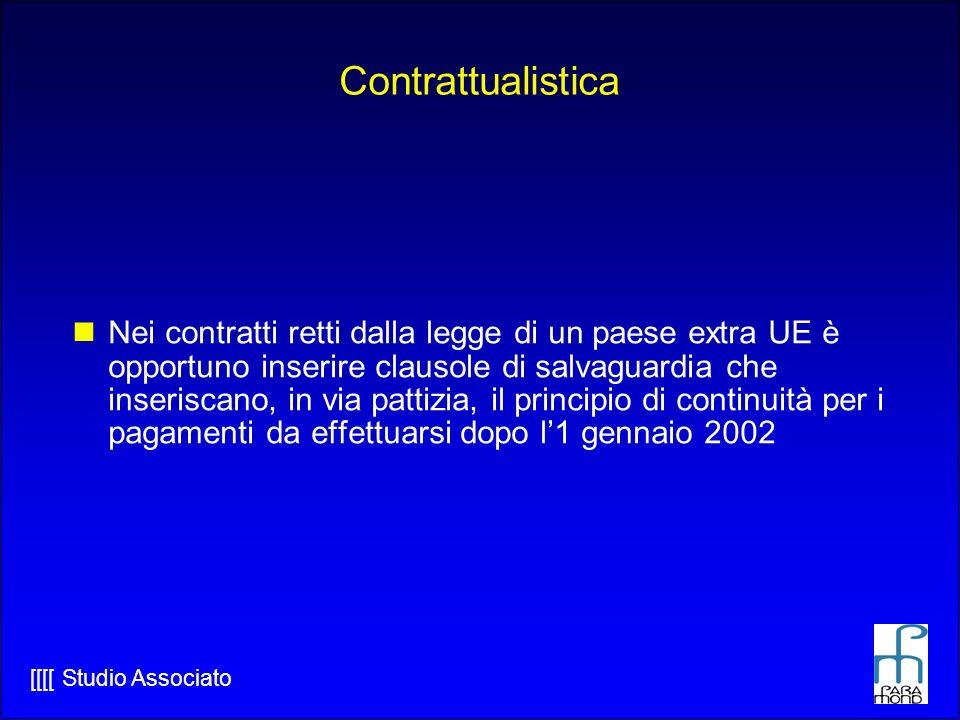 Contrattualistica