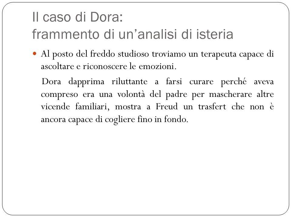 Il caso di Dora: frammento di un'analisi di isteria