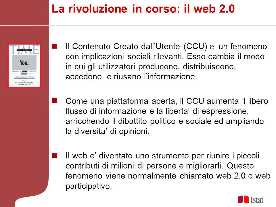 La rivoluzione in corso: il web 2.0