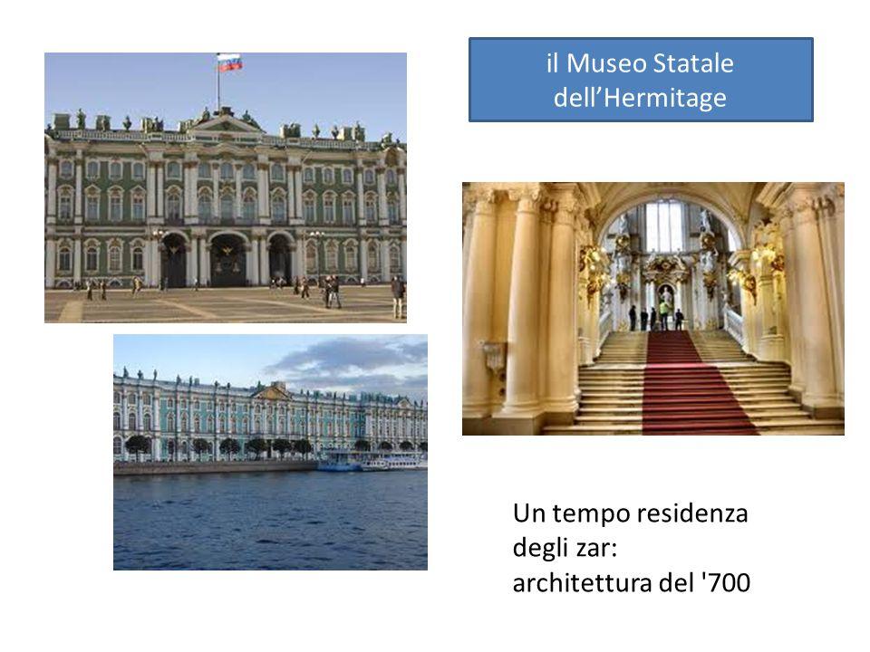 il Museo Statale dell'Hermitage