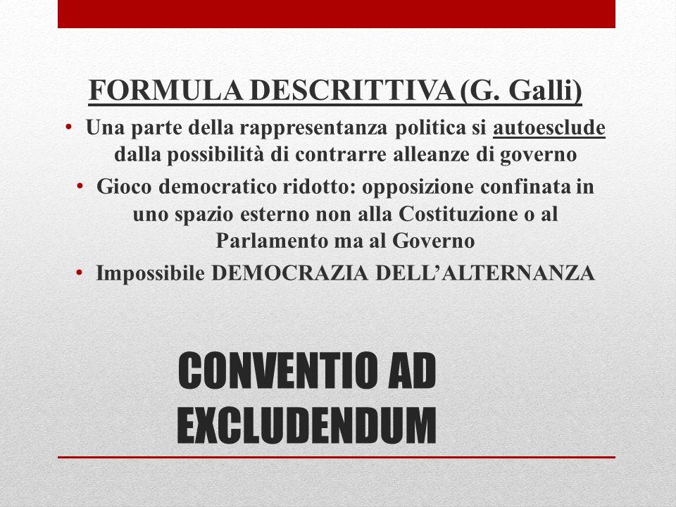 CONVENTIO AD EXCLUDENDUM