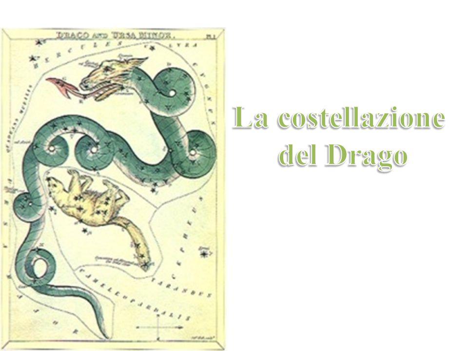 La costellazione del Drago