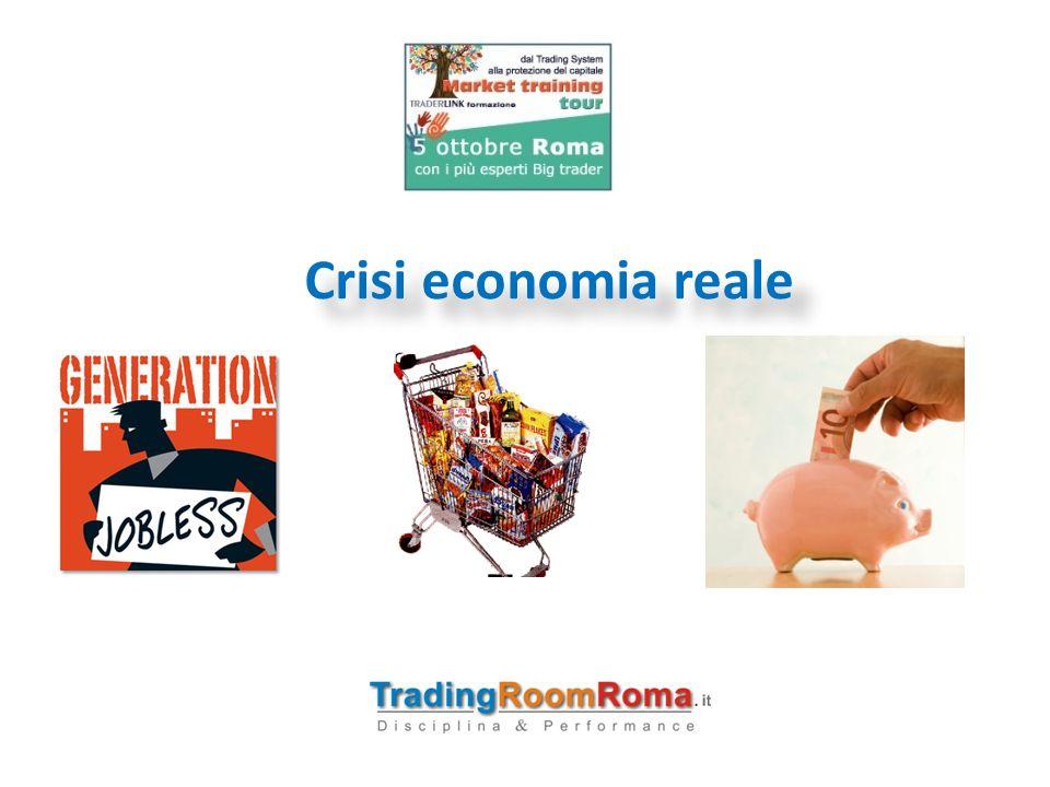 Crisi economia reale