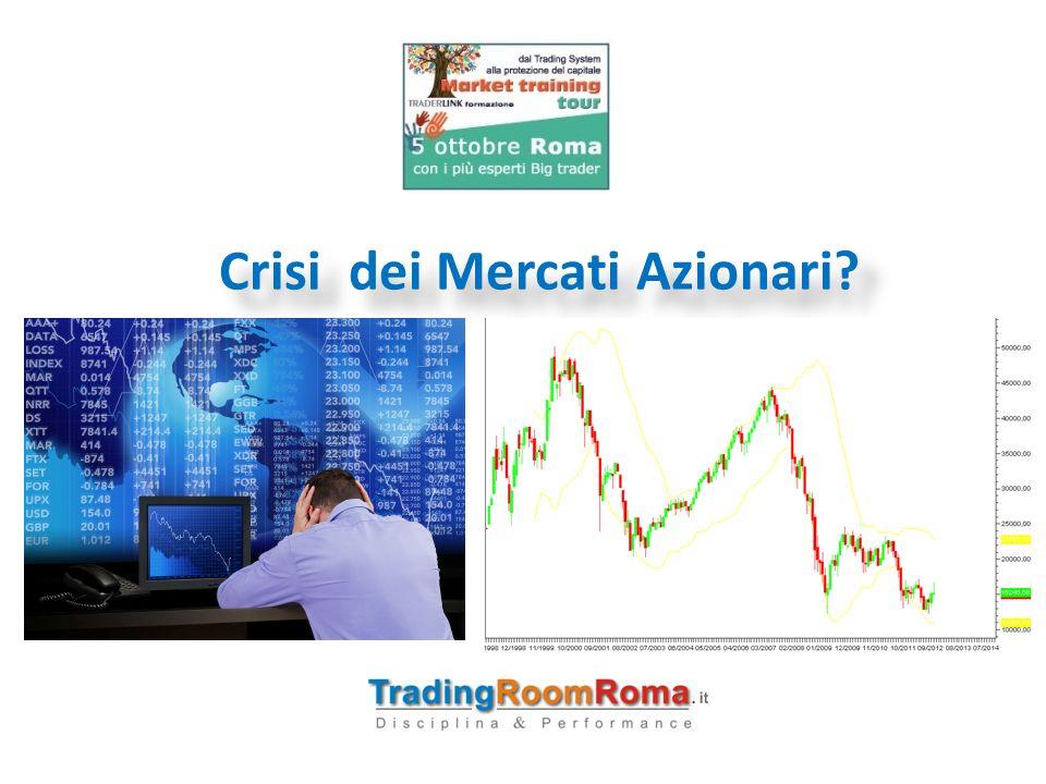 Crisi dei Mercati Azionari