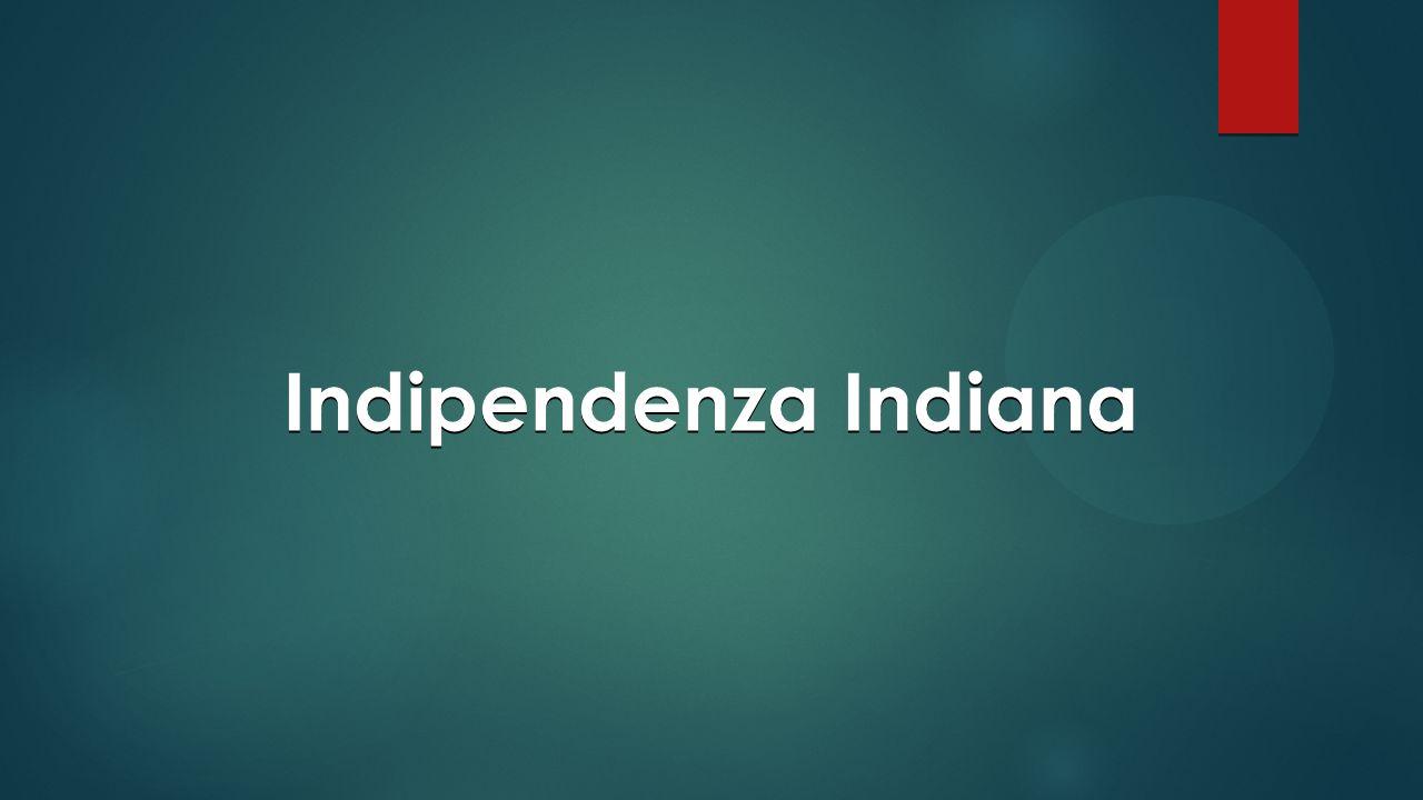 Indipendenza Indiana