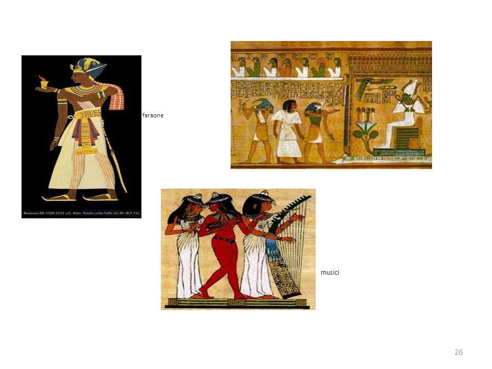 faraone musici