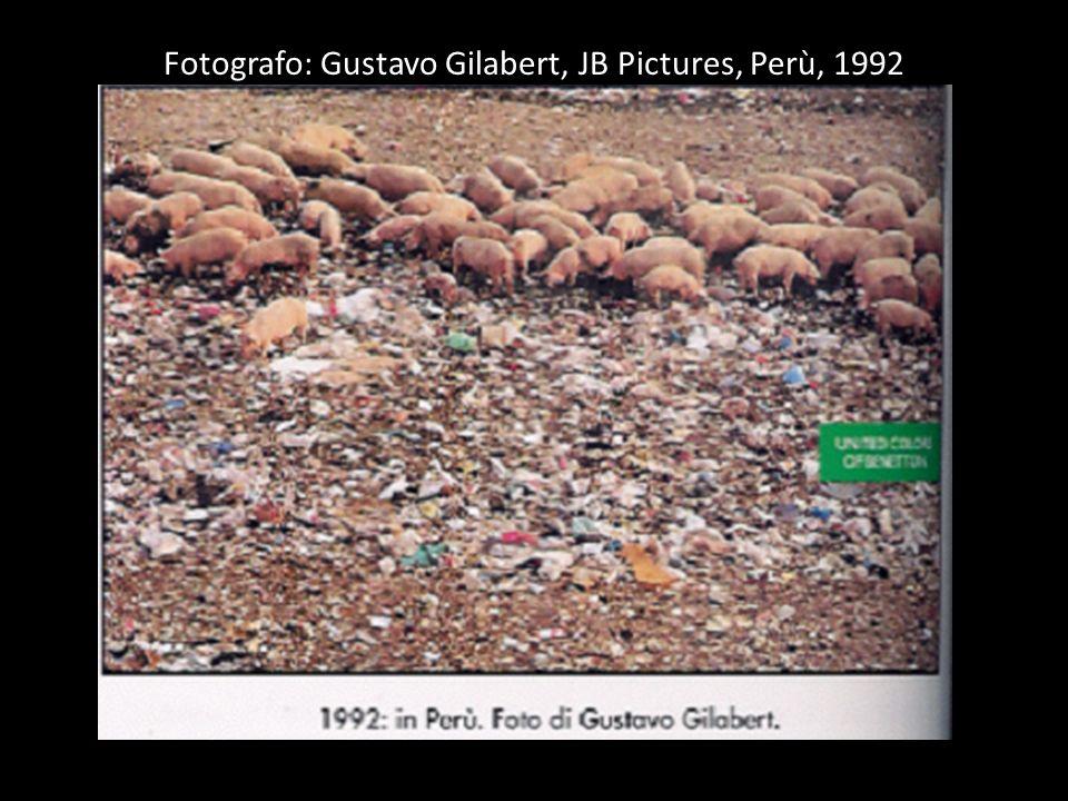 Fotografo: Gustavo Gilabert, JB Pictures, Perù, 1992