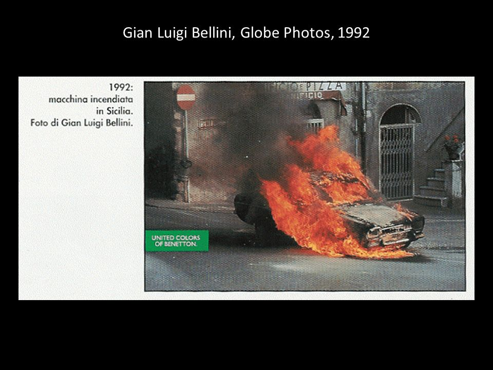 Gian Luigi Bellini, Globe Photos, 1992