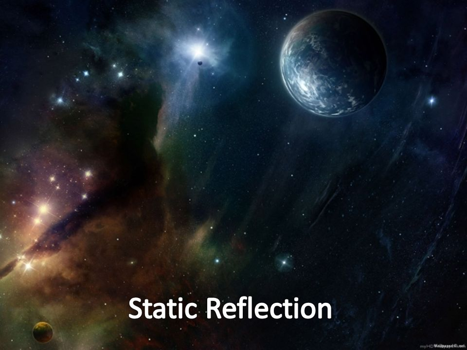 Static Reflection