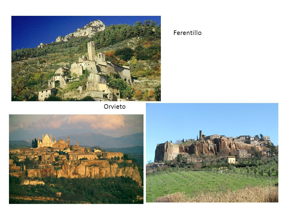 Ferentillo Orvieto