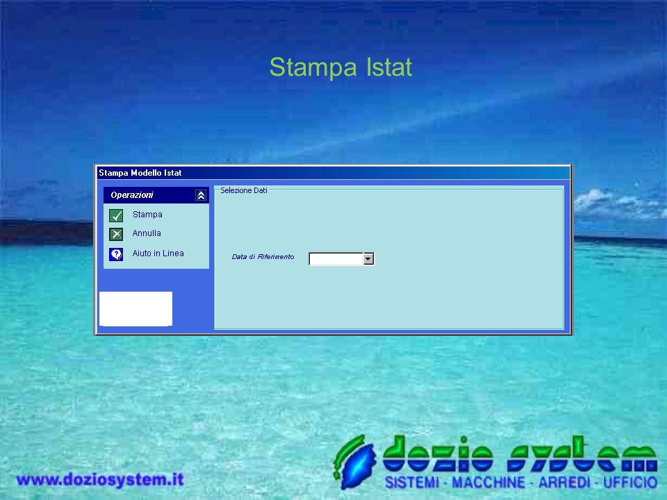 Stampa Istat