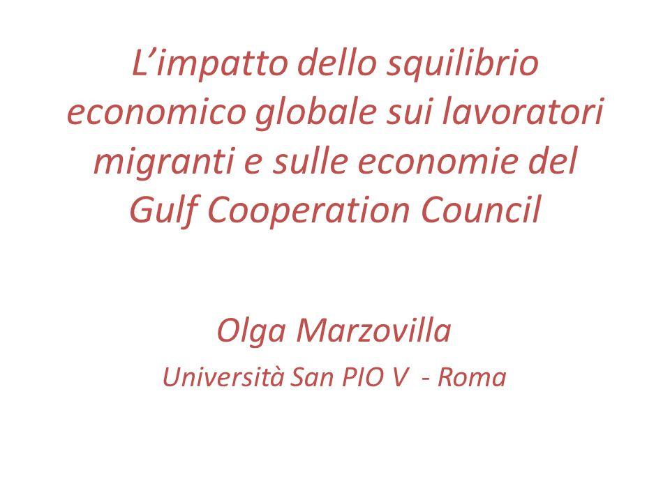 Olga Marzovilla Università San PIO V - Roma