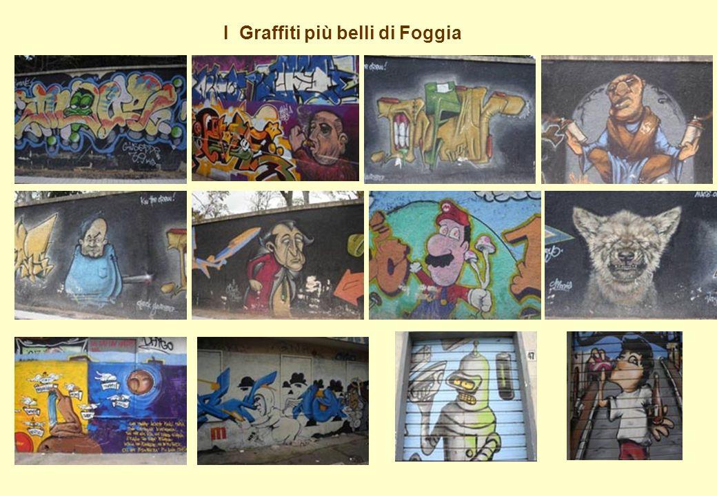 I Graffiti più belli di Foggia