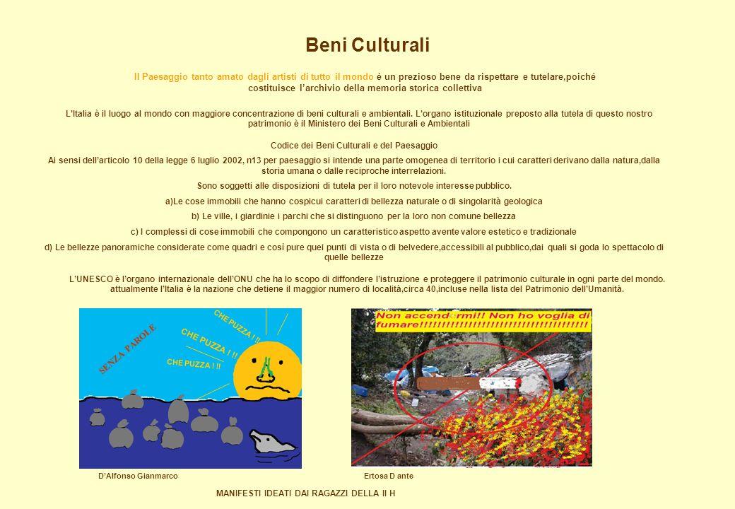 Beni Culturali