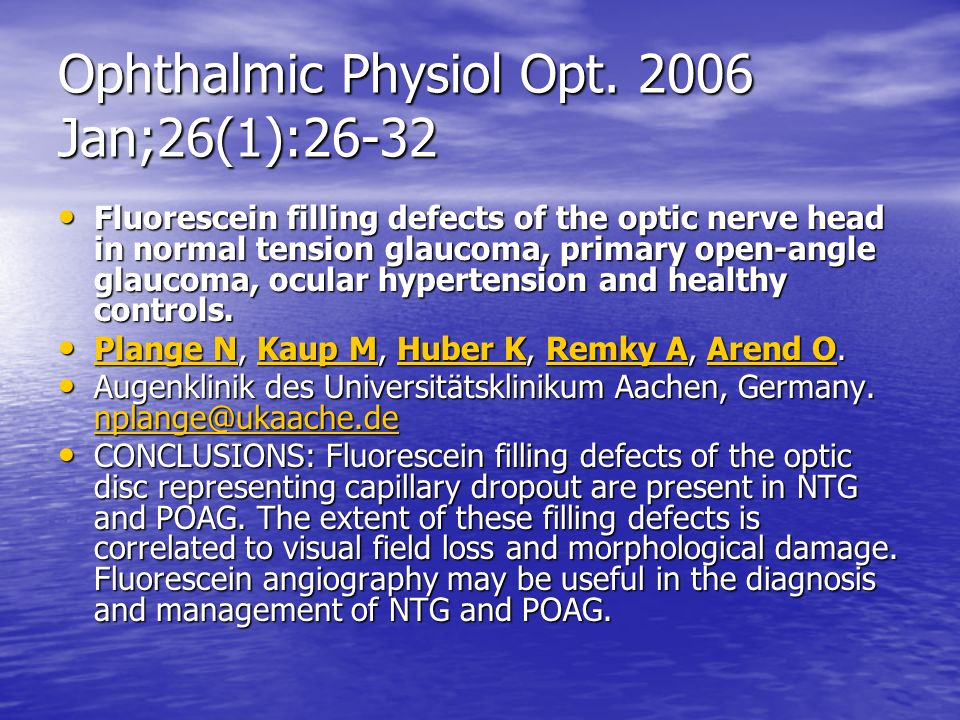 Ophthalmic Physiol Opt. 2006 Jan;26(1):26-32