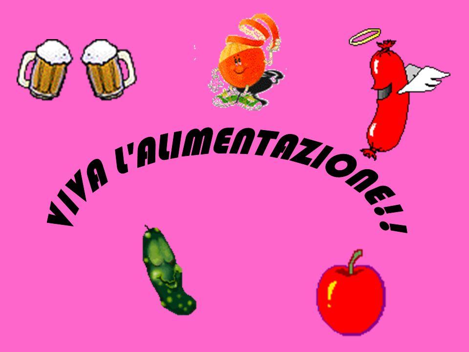 VIVA L ALIMENTAZIONE!!