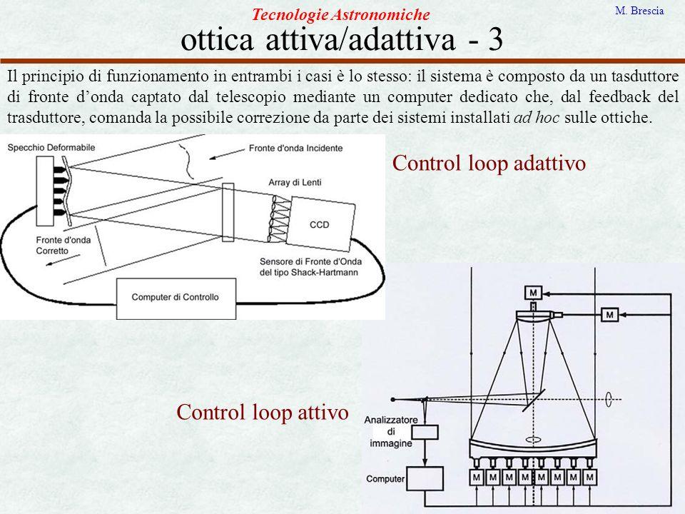 ottica attiva/adattiva - 3