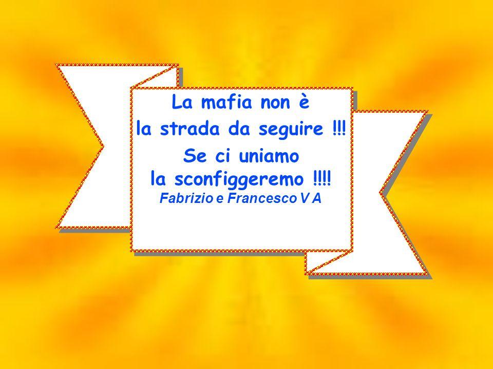 Fabrizio e Francesco V A