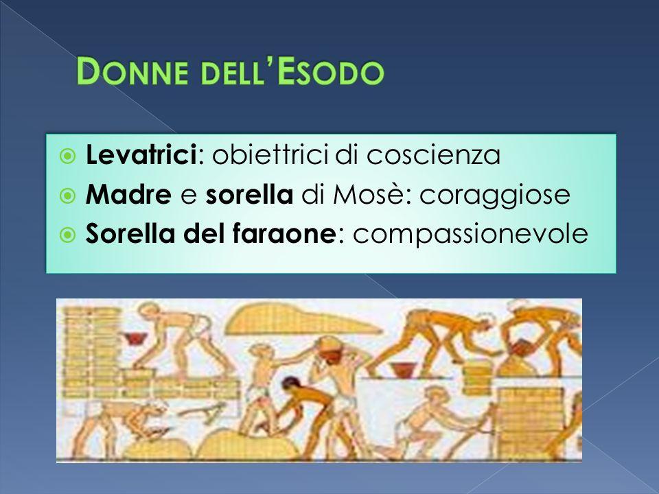 Donne dell'Esodo Levatrici: obiettrici di coscienza