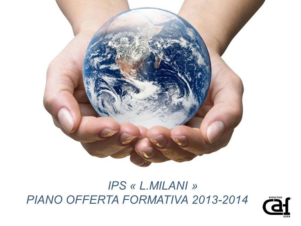 PIANO OFFERTA FORMATIVA 2013-2014