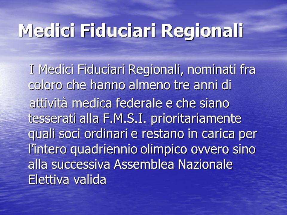 Medici Fiduciari Regionali