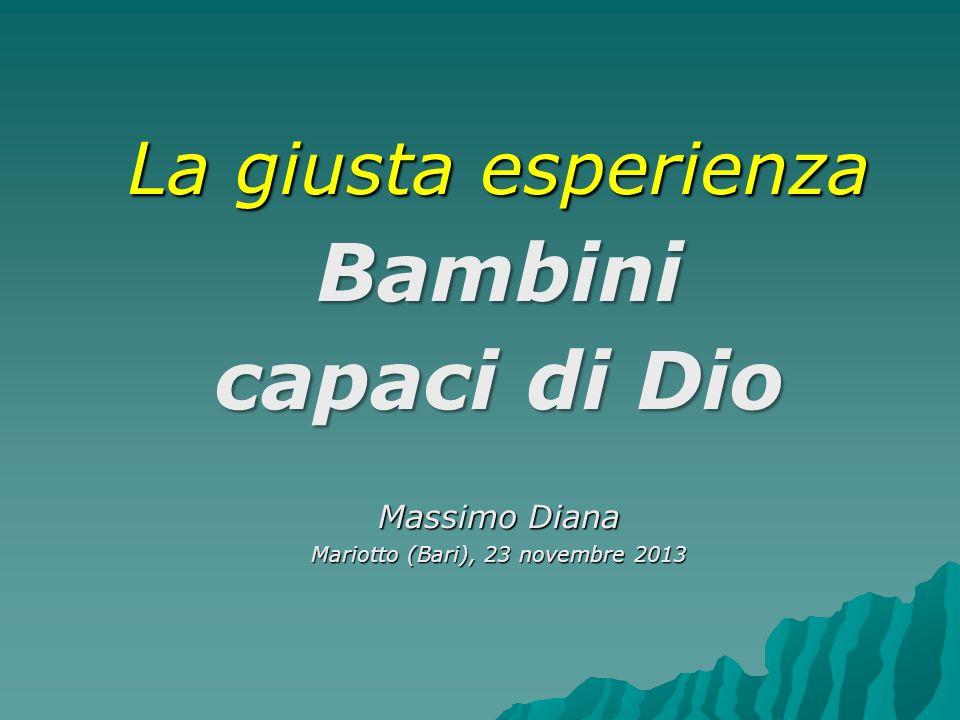 Mariotto (Bari), 23 novembre 2013