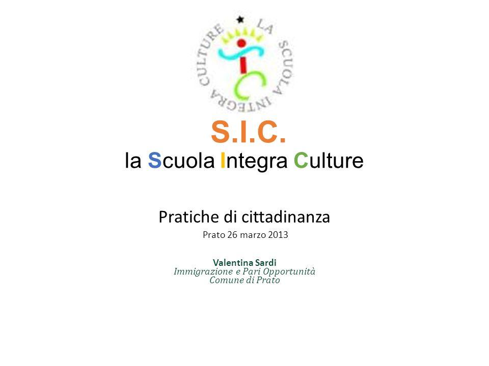 S.I.C. la Scuola Integra Culture