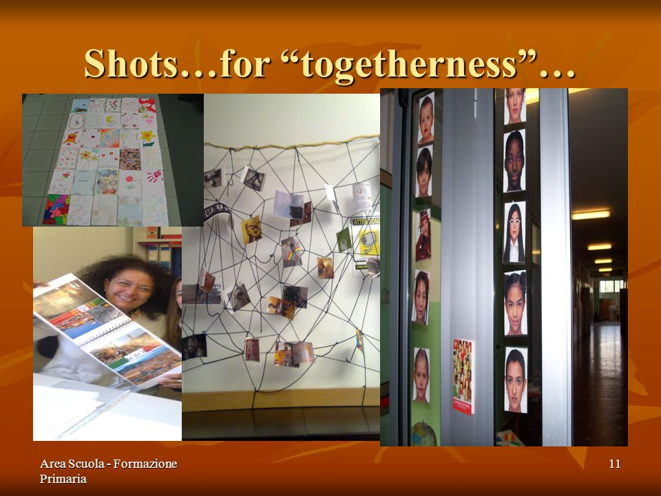 Shots…for togetherness …
