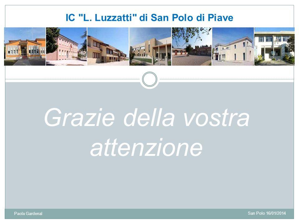 IC L. Luzzatti di San Polo di Piave