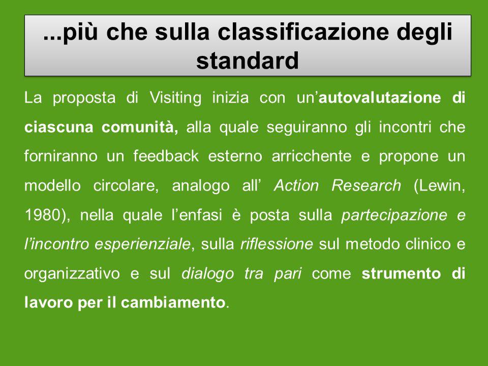 ...più che sulla classificazione degli standard