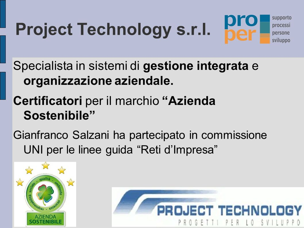 Project Technology s.r.l.