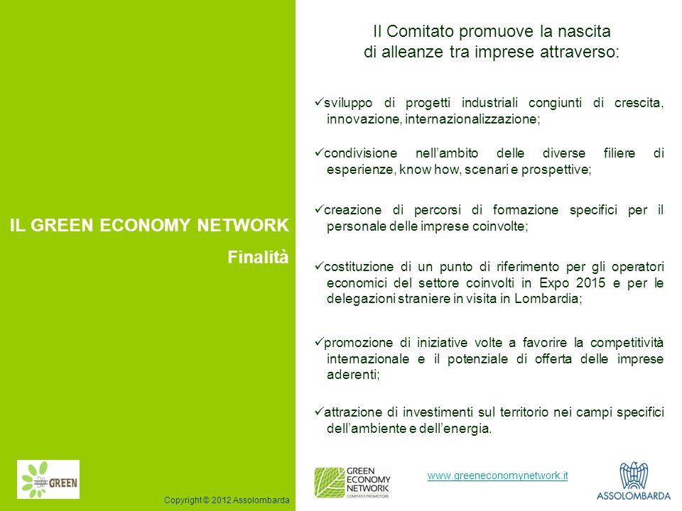 Il Comitato promuove la nascita di alleanze tra imprese attraverso: