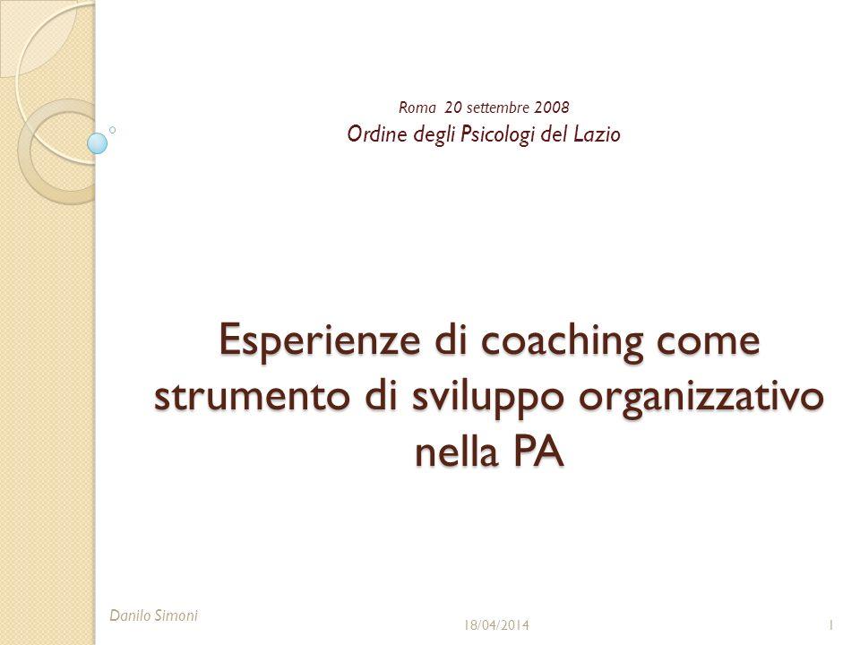 Roma 20 settembre 2008 Ordine degli Psicologi del Lazio