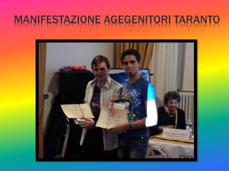 MANIFESTAZIONE AGEgenitori Taranto