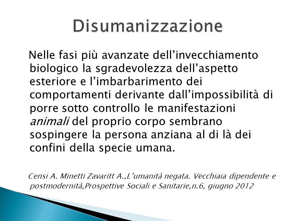 Disumanizzazione