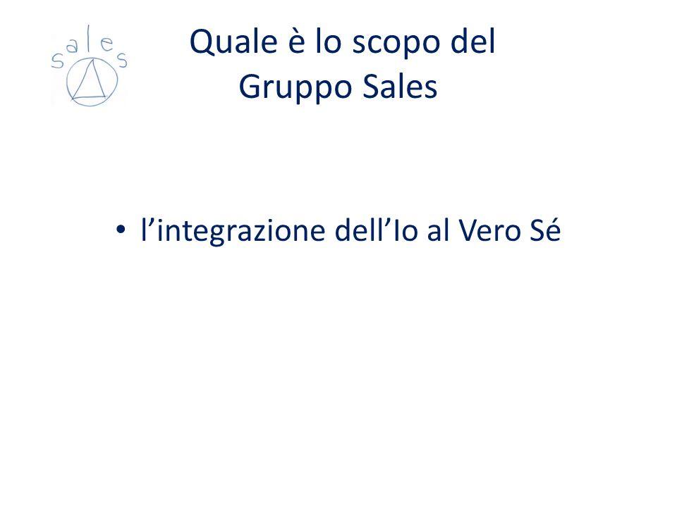Quale è lo scopo del Gruppo Sales