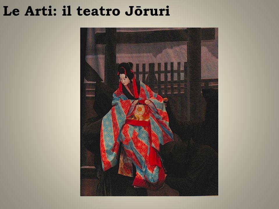 Le Arti: il teatro Jōruri