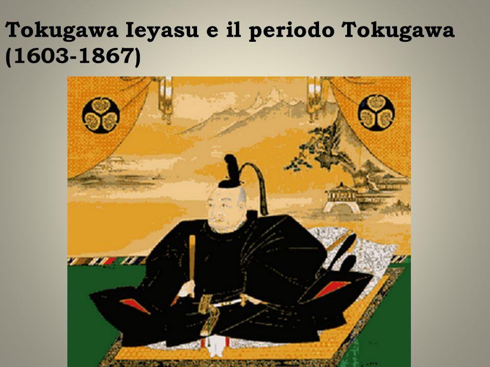 Tokugawa Ieyasu e il periodo Tokugawa (1603-1867)