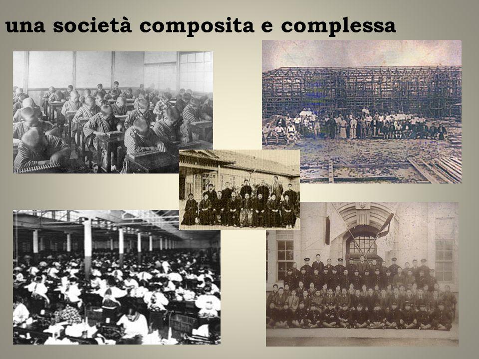 una società composita e complessa