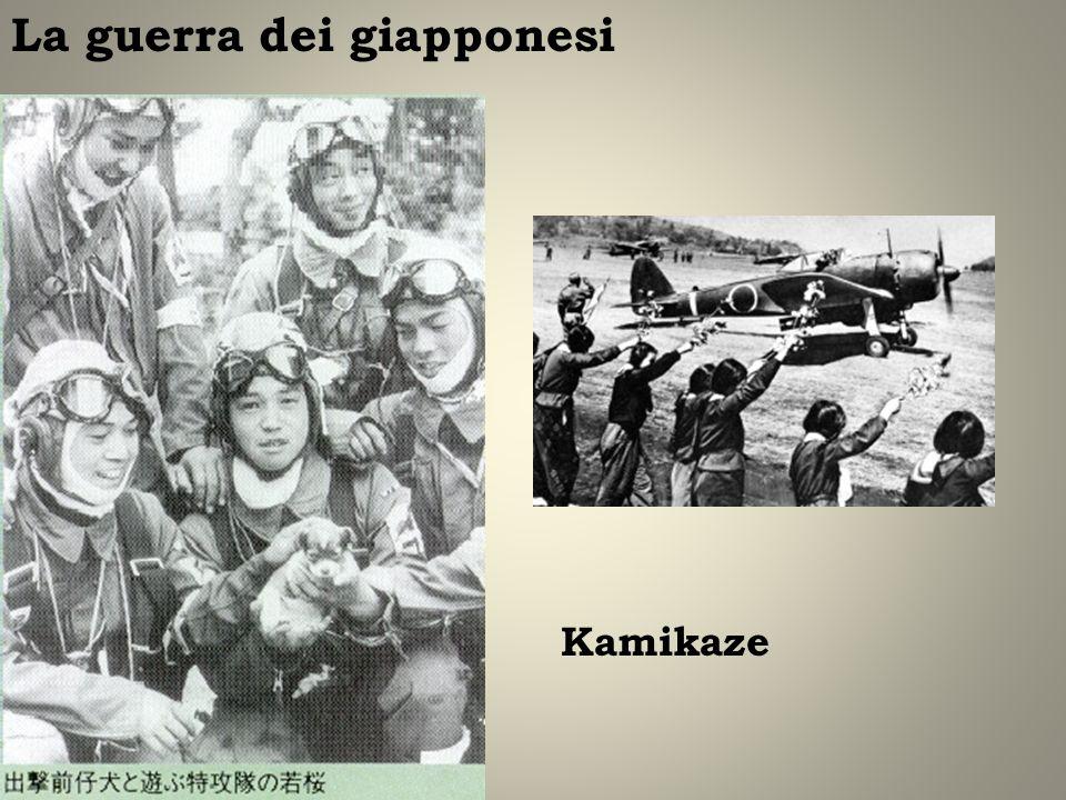 La guerra dei giapponesi