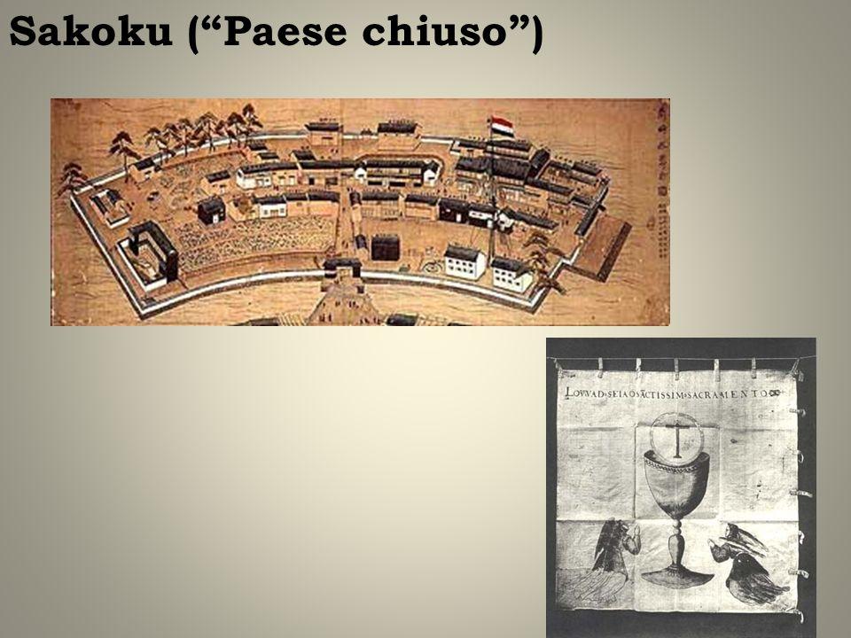 Sakoku ( Paese chiuso )