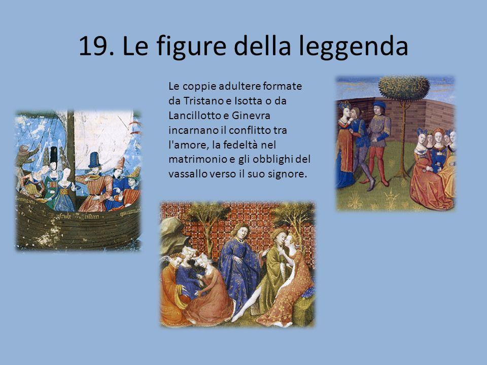19. Le figure della leggenda