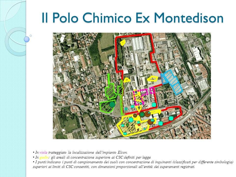 Il Polo Chimico Ex Montedison