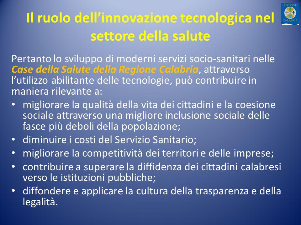 Il ruolo dell'innovazione tecnologica nel settore della salute