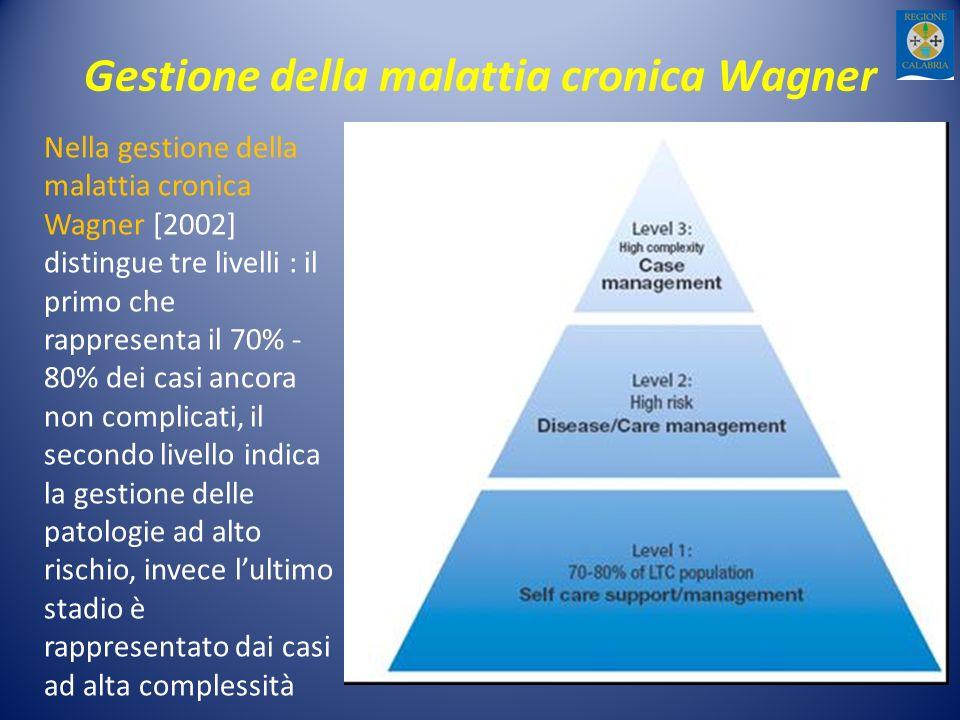 Gestione della malattia cronica Wagner