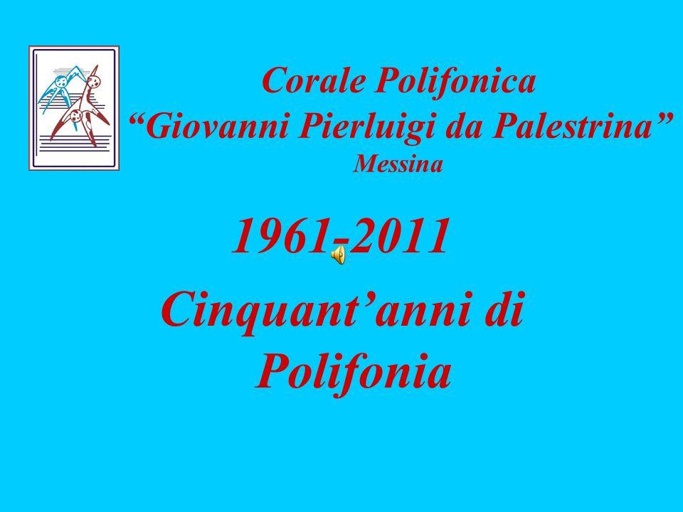 Corale Polifonica Giovanni Pierluigi da Palestrina Messina
