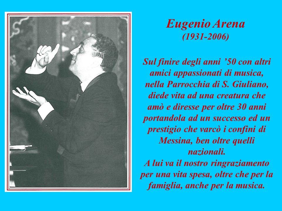 Eugenio Arena (1931-2006)
