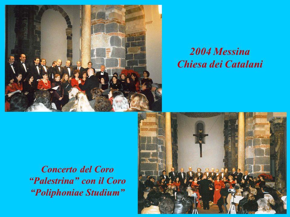 Concerto del Coro Palestrina con il Coro Poliphoniae Studium