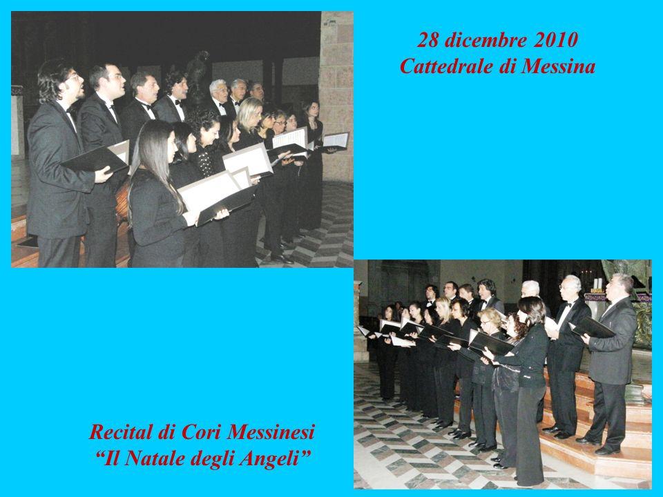 28 dicembre 2010 Cattedrale di Messina