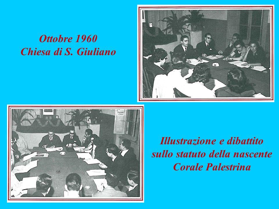 Ottobre 1960 Chiesa di S. Giuliano
